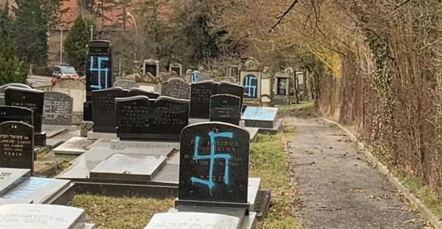 Prantsusmaal on puhkenud juudiviha