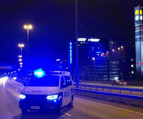 KUUM: Soomes oli tulistamine, teadaolevalt inimohvreid pole