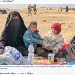 KUUM: Soome uus valitsus kaalub soomlannadest ISIS-e pruutide ja nende laste Soome toomist