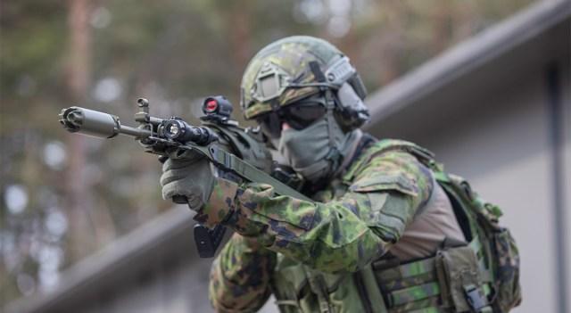 Iraagis olevad Soome sõdurid said rünnakust ette teada ja olid varjul – nad loeti hiljem üle ja kõik olid alles