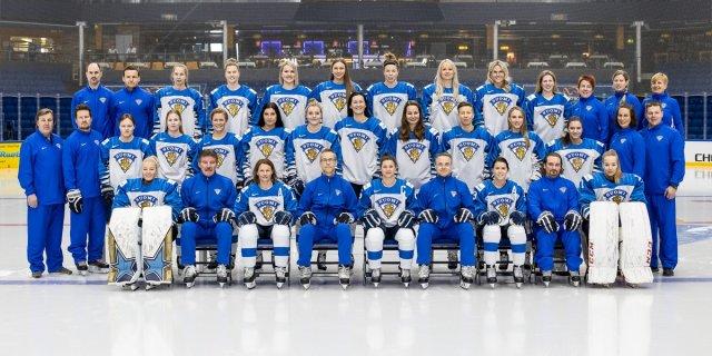 Soome hokinaised tegid ajalugu: alistasid MM-il Kanada ja edenesid finaali