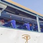 FOTOD JA VIDEO: Egiptuses toimus turistibussi kõrval plahvatus, palju vigastatuid
