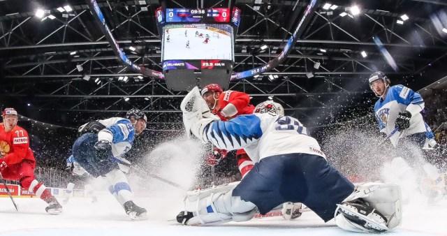 SENSATSIOON! Soome lõi hoki poolfinaalis Venemaad ja läheb finaali!