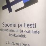 Soome ja Eesti sõpruslinnade ja -valdade kokkutulek toimub Pärnus