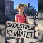 Thunberg: Me paneme maailma liidrid seina äärde