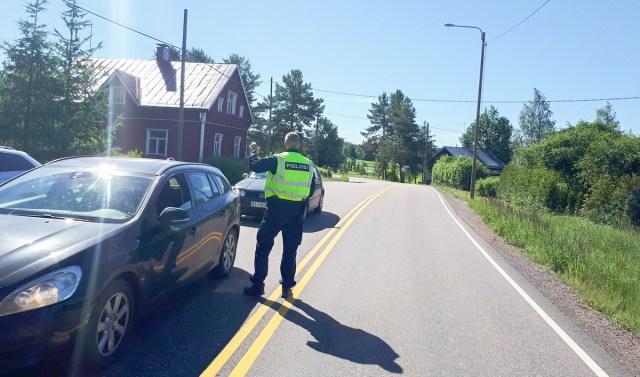 TÄHELEPANU: Soome politsei mõõdab täna joovet