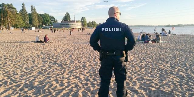Helsingis möödusid jaanid rahulikult, oli nagu tavaline nädalalõpp