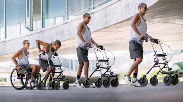 Šveitslaste välja töötatud elektriline implantaat on aidanud juba mitmed halvatud inimesed jalule (lisatud video)