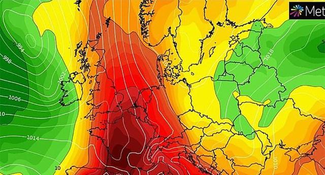 Juba teine põrgulik Aafrika kuumalaine ründab Euroopat, tuleb üle 40 kraadi