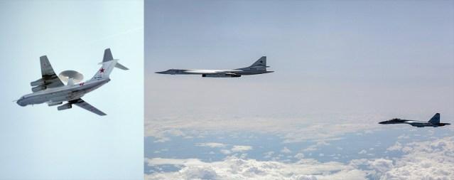 Soomes majadel aknad värisesid: õhujõud käisid tuvastamas tervet trobikonda Vene sõjalennukeid