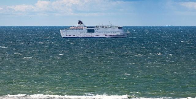 Viking Cinderella ei pääsenudki täna Gotlandile, sõitis Stockholmi tagasi