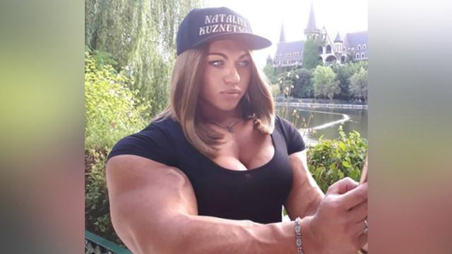 PILDID: Lihaseline vene naine abiellus