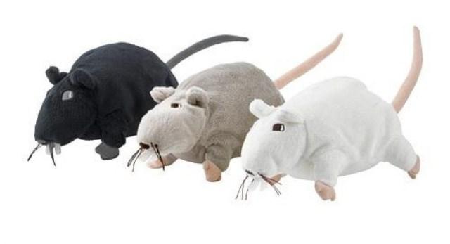 IKEA toob tarbijate tungival nõudmisel rotid tagasi müügile