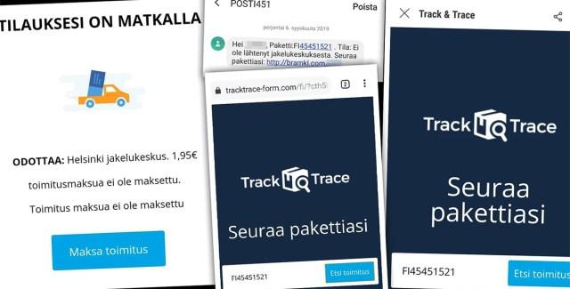 Soomes levib postipaki-pettus – telefoni tuleb teade
