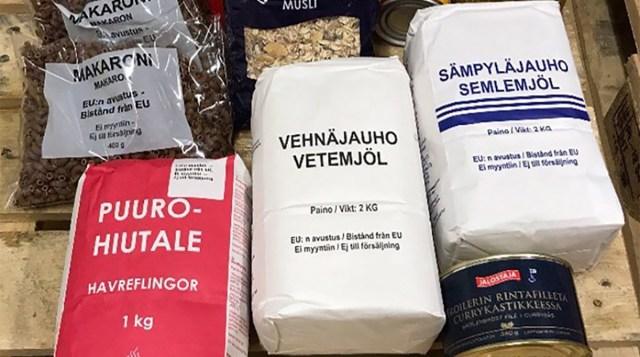PILTUUDIS: Isegi Soomes jagatakse Euroopa toiduabi – ja see on kvaliteetsem kui Eestis pakutav