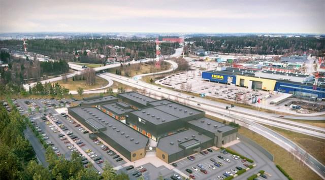 Helsingis avatakse teinegi suur kaubanduskeskus – Helsinki Outlet