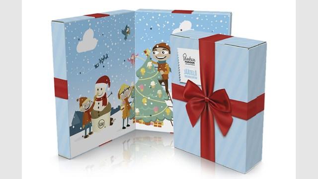 Soome firma annab välja erakordse jõulukalendri