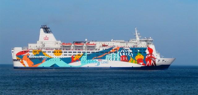 Soome teel olnud laev sõitis madalikule üle 1000 inimesega pardal