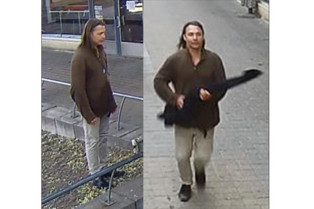 Kas tead seda meest? Politsei otsib piltide ja video järgi Helsingi röövi toimepanijat