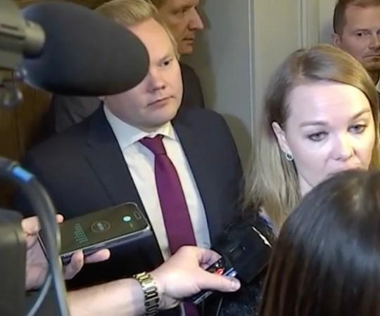 Soome parlamendi liikmel tuvastati koroona