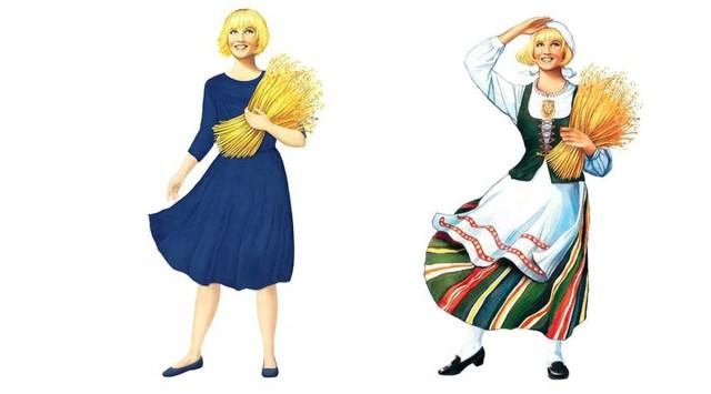 Soome tuntud bränd loobub ligi 100 aastat kasutusel olnud rahvarõivastest, asendab need tavaliste riietega
