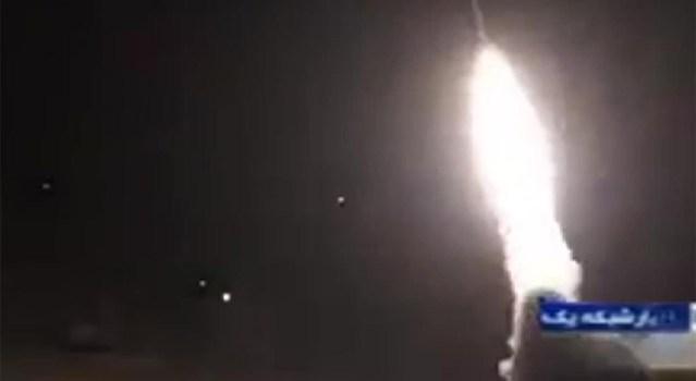 USA allikad: Iraani raketid lendasid sihilikult mööda, keegi surma ei saanud