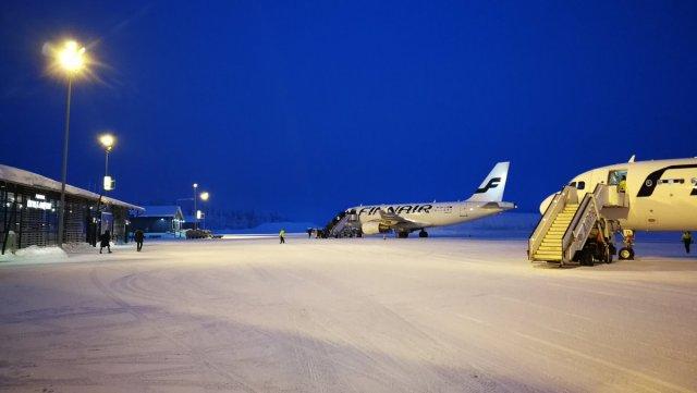 KUUM: Soome lennuväljal oli reisilennuki maandumisel ohuolukord