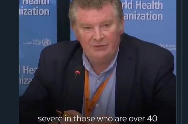 Maailma Terviseorganisatsiooni ekspert: Rootsi mudel võib olla eeskuju terve maailma jaoks
