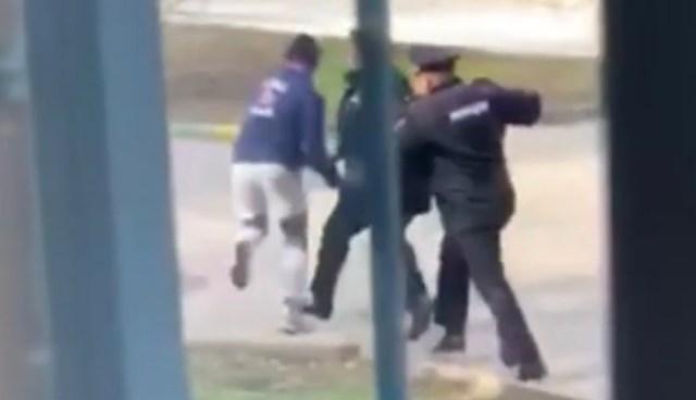 VIDEO: Mees läks Venemaal kodust välja ilma loata