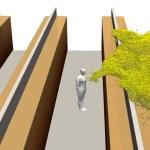 Teadlased hoiatavad, et 2-meetrine vahe ei kaitse koroonaviiruse eest
