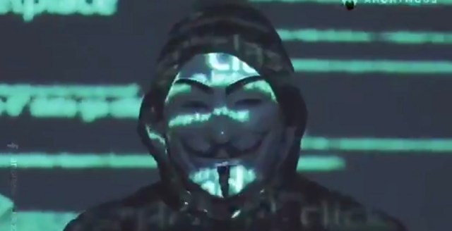 VIDEO: Anonymous kuulutas sõja USA politseijaoskonnale