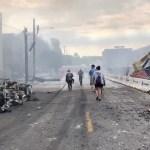 USA osariigi kuberner kutsus sõjaväe appi rahutusi maha suruma