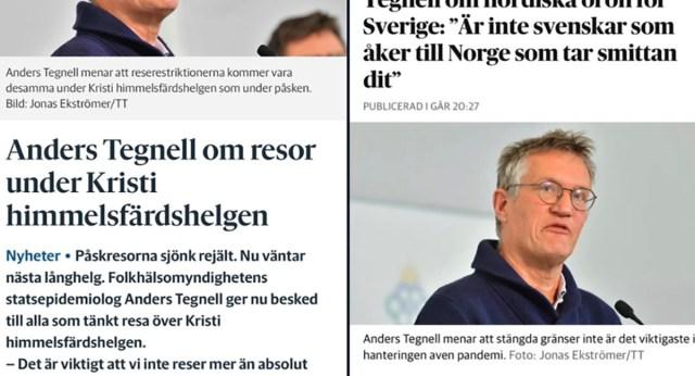 Rootsi juhtiv koroonastrateeg tunnistas, et karjaimmuunsust ei saavutata, aga nakatumiste hulk on hakanud langema