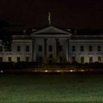 Mis on lahti USA-s? Valge Maja läks pimedaks, president Donald Trump on kadunud