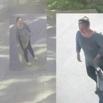 Kas oled näinud – politsei avaldas pildid Turus eakat naist terariista abil röövinud naisest