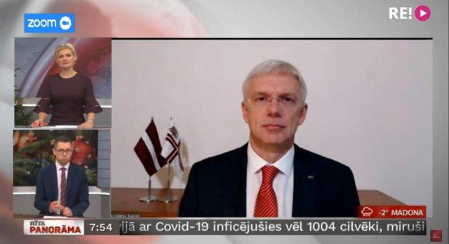 KUUM: Läti pannakse neljapäevast neljaks nädalaks lukku