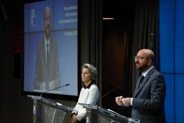 Euroopa juhid otsustasid, et piirid peavad jääma avatuks
