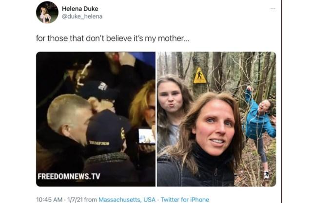Noor ameeriklanna andis üles oma Trumpi toetajatest pereliikmed