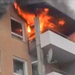 Soomes hukkusid korteripõlengus kaks inimest, mees ja naine