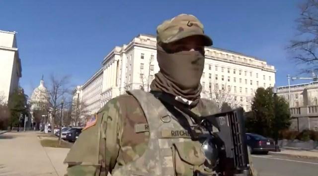 KUUM: USA valmistub kodusõjaks – pealinna Washingtoni on koondatud terve armee – 25 000 sõjaväelast