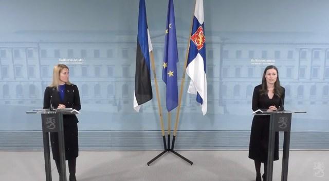 Soome peaminister kohtumisel Eesti peaministriga: Me tahame kehtestada sundtestimise piiril nii kiiresti kui võimalik