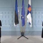 Eesti peaminister ei usu Soome peaministri juttu selle kohta, et piiriületuse asjaga tegeletakse: Oleme selliseid lubadusi juba varem kuulnud