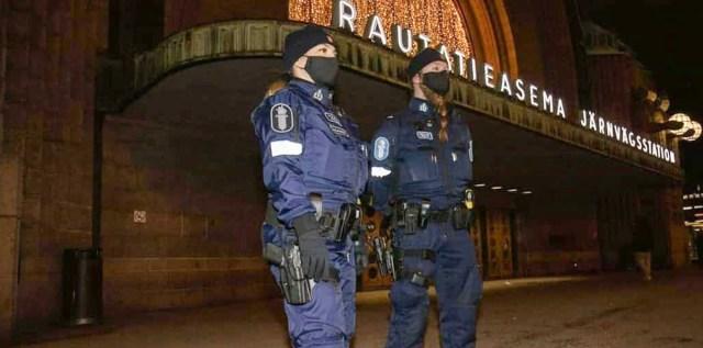 Soome valitsuse otsus siirdumise kohta koroonaepideemia tõrje 2. tasemele, millega kaasneb eriolukord