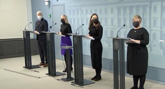 KUUM: Soome valitsus võttis liikumispiirangute eelnõu tagasi
