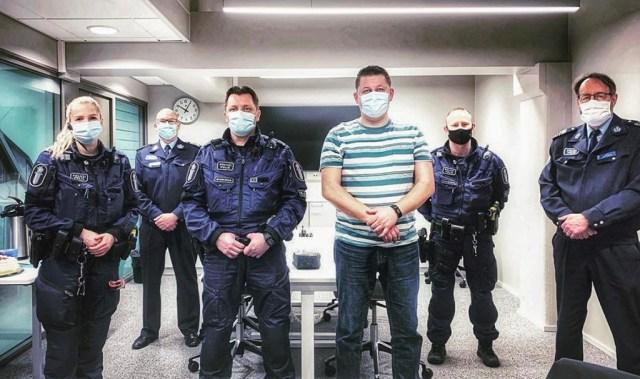 Soome politseinikud päästsid väikelapse elu
