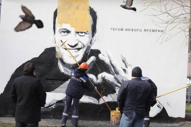 PILTUUDIS: Venemaal käib võitlus Navalnõi pildiga