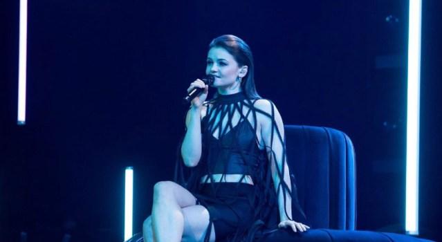 VIDEO: Eestist pärit lauljatar pääses Soome laulusaate poolfinaali