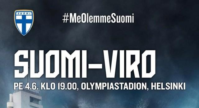 Täna kohtuvad Helsingis jalgpallis Eesti ja Soome võistkonnad