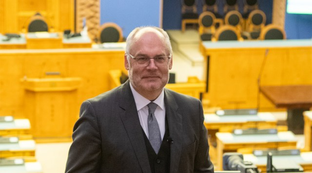 President Karis Soome telekanalile Eesti raske koroona olukorra põhjustest: poliitikud ja tervishoiu esindajad levitavad valeinfot