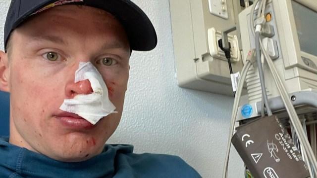 Soome tippsuusataja sattus Itaalias õnnetusse, venelased tulid appi